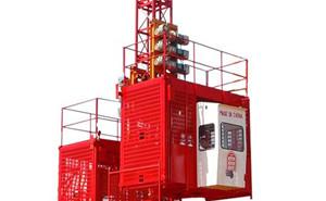 四方TS1000施工升降机驱动一体机应用方案